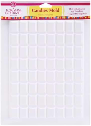 LorAnn Rectangle Breakup Plastic Sheet Mold