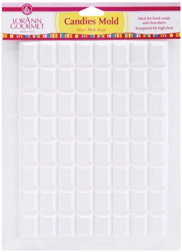 - LorAnn Rectangle Breakup Plastic Sheet Mold