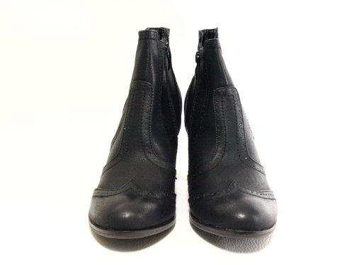 Damen Stiefelette # 601 Black