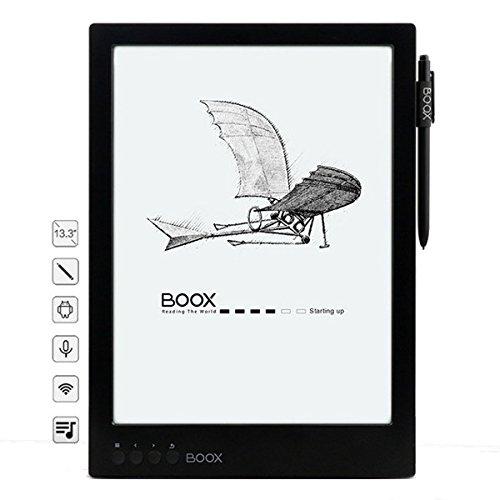 Onyx Boox Max Carta 13 3 Inch 1 G   16G Flexible Screen 2200 1650 4100 Mah Reader