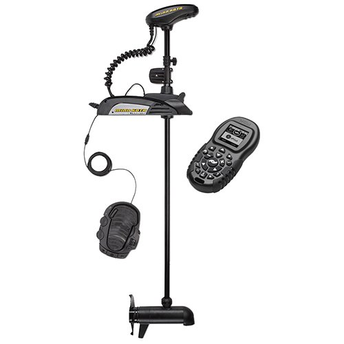 "Minn Kota Terrova a 55 US2 54"" Shaft Length 55 lbs Thrust 12V Trolling Motor with i-Pilot Link & Bluetooth"