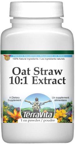 Extra Strength Oat Straw (Avena Sativa) 10:1 Extract Powder (1 oz, ZIN: 514081)