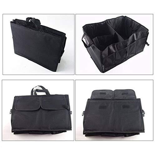 Bolso plegable para maletero Schramm/® Organizador para maletero 51/x 35/x 25/cm en color negro//gris