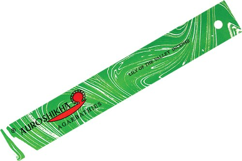 Quality Incense (Lily of Valley Auroshikha Incense Sticks - High Quality Incense)