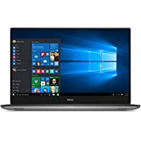 Dell XPS 15 XPS9550-0000SLV 15.6-Inch Traditional Laptop (Machined aluminum display back and base in silver)