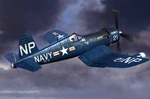 Early Version Fighter (Hobby Boss F4U-5N Corsair Aircraft (Early Version))