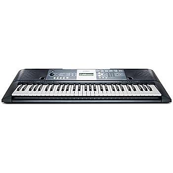 yamaha ypt 230 61 key portable keyboard electronics. Black Bedroom Furniture Sets. Home Design Ideas