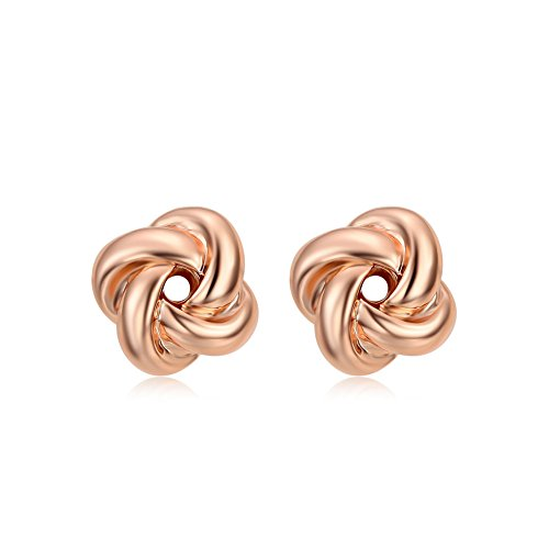 Rose Gold Knot - 3