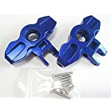 Aluminum Front Axle Carrier Steering Knuckle Arm for TRAXXAS 1/7 Unlimited Desert Racer UDR - Blue