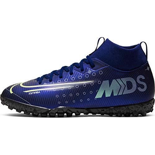 Nike Jr. Mercurial Superfly 7 Academy MDS Little/Big Kids' Artificial Turf/Grass Soccer Cleats