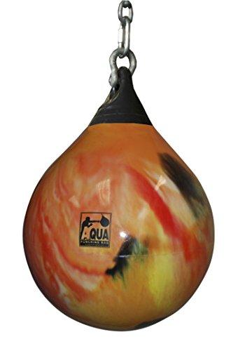 Fireball Orange Aqua Head Hunter Bags 9