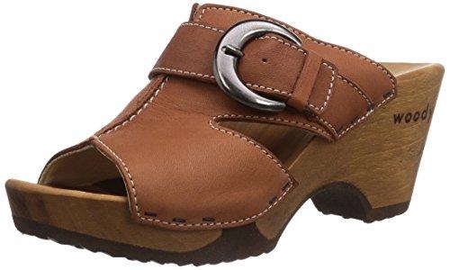 Woody Mary - Zapatillas De Estar Por Casa para mujer Cuero