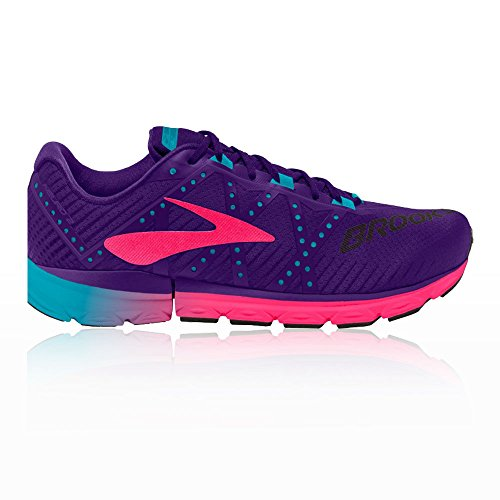 Course De Pour Brooks Chaussures Neuro Violet Femmes 2 vB5pqZn8