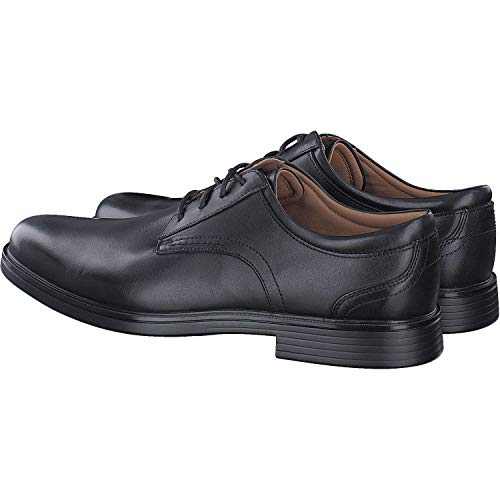 marca Black Lace Leath nero colore Clarks modello Derby Black Aldric Derby qOvUxw4xnt