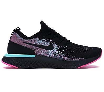 Amazon.com | Nike Epic React Flyknit Mens Bv1572-001 Size