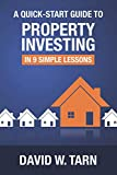 img - for A Quick Start Guide to Property Investing: in 9 simple lessons book / textbook / text book