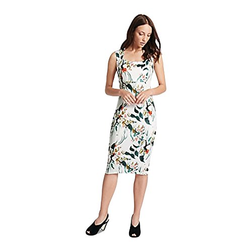 Marks and Spencer Damen Schlauch Kleid Ivory Mix IFtthu0rY - mosque ...