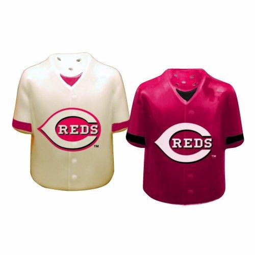 Cincinnati Reds Memory (MLB Cincinnati Reds Gameday Salt and Pepper Shaker)