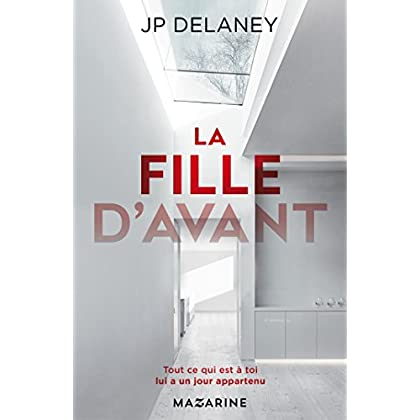 La fille d'avant (French Edition)