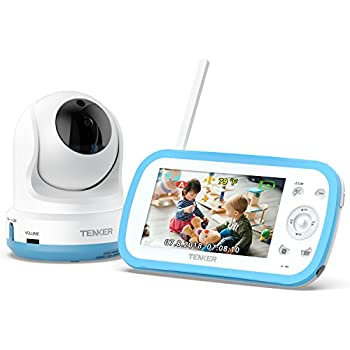 Amazon.com : CasaCam BM200 Video Baby Monitor with 5