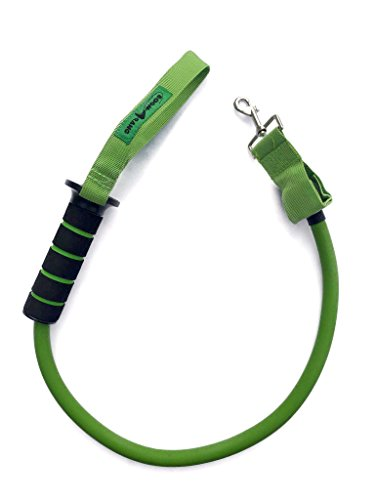 Boomarang DOG LEASH 'training leash' SHOCK ABSORBER removes 50% pull guaranteed DOGS UP TO 45LBS