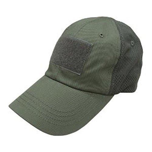 (Condor Mesh Tactical Cap (Olive Drab, One Size Fits)