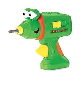 Fisher Price T2838 - Spinner de juguete (el taladro de Manny Manitas)