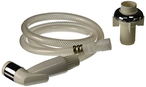 Peerless RP54805WH Spray, Hose Assembly and Spray Support, White by DELTA FAUCET