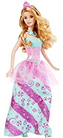 Barbie Princess Doll Candy Fashion