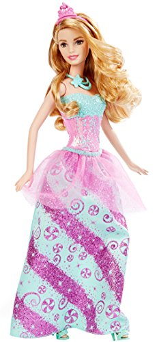 Barbie Princess Doll Candy Fashion