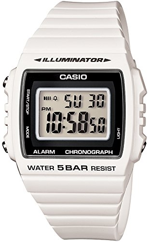 6位.CASIO 腕時計 カシオスタンダード W-215H-7AJF