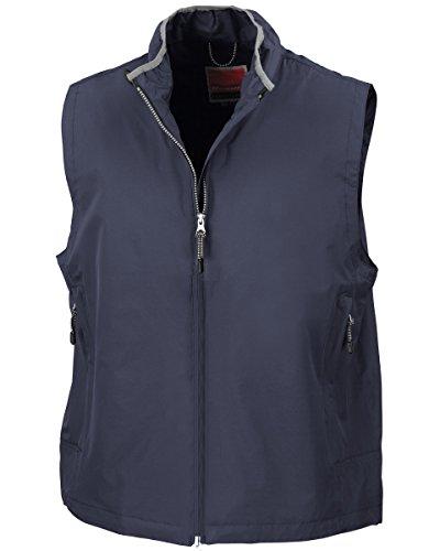 Sans Manche Manteau Bleu Absab Ltd Marine Homme gris PgqRn