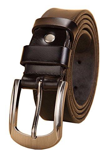 Ceinture Toutes Plusieurs Belt Noir Les Femmes Pour Tailles Jeans Couleurs Ainisi Et Taille En Cuir Véritable qHE77z4