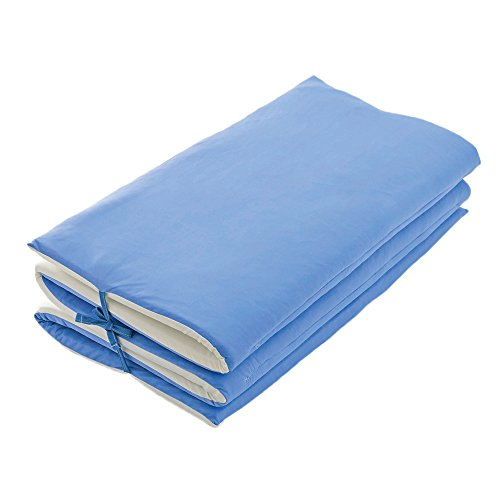 [해외]세실리아 낮잠 매트 블루 100 × 180 × 2cm 스마트 드라이 시원 CX-752 / Cecile bunking Matte Blue 100 x 180 x 2cm Smart Dry cool CX-752