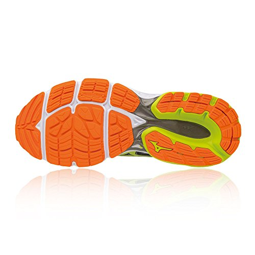 Mizuno Wave Inspire 14, Chaussures de Running Homme Black