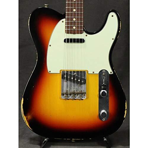 Fender USA / 1963 Telecaster Relic 3 Tone Sunburst   B07TBQM862