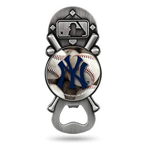 - MLB New York Yankees Party Starter Bottle Opener