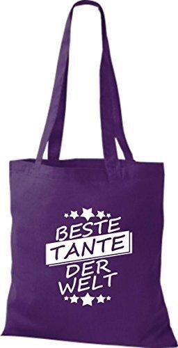 Bag Cotton Tante Bag Best Lilac Welt Shirtinstyle Cloth Purple Der Sqw1n4Stx