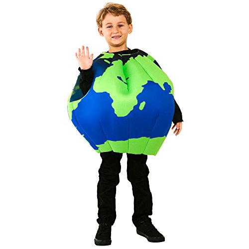Child Earth 3D Costume