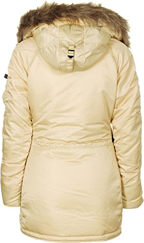 Vf 59 Alpha Wmn Beige Industries Jacket N3b fwZOv