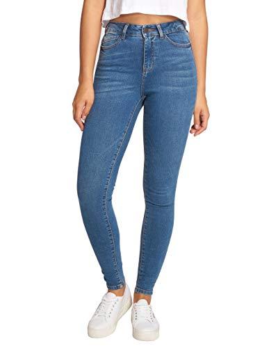 Noisy May Femme Jeans/Jean Skinny nmLexi Bleu