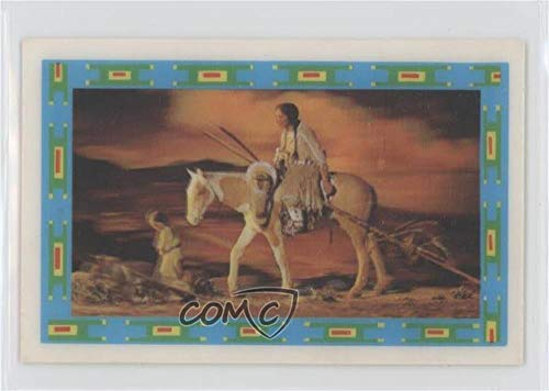 Indian Transportation (Trading Card) 1971 XOGraph 3-D Indian World Cards - [Base] #2 from XOGraph 3-D Indian World Cards