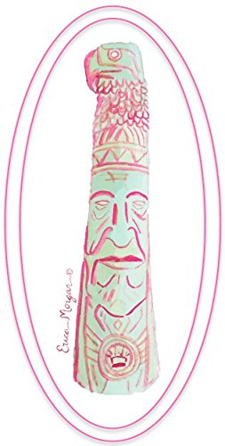 Bethany Beach Totem Pole - Erica Designs Made