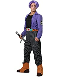 Image Result For Uu Style Cosplay Halloween Costume Mens Uniform Dress Outfit Son Goku Black Zamasu Kai Costume