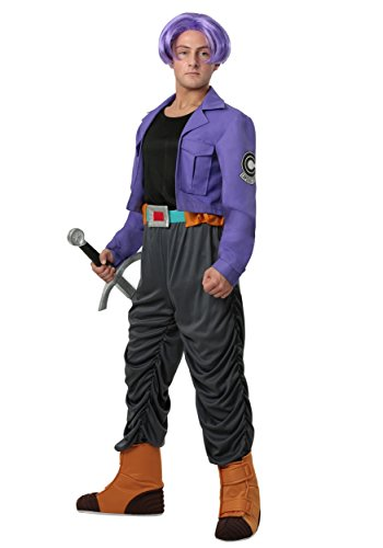 Adult Dragon Ball Z Trunks Costume Large]()