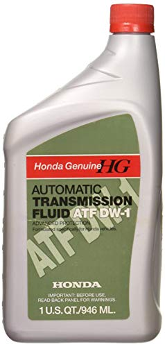 Genuine Honda 08200-9008 Automatic Transmission Fluid ATF DW-1 (ATF-Z1) 2 Quarts (Best Atf For Honda)