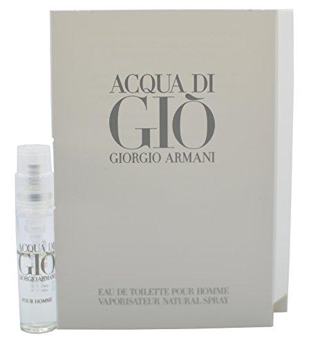 ACQUA DI GIO by Giorgio Armani Vial (Sample) .04 oz (m)