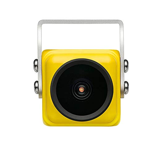 Accessories Caddx.us Turbo S1 600TVL 2.1mm/2.3mm Lens Mini FPV Camera NTSC/PAL 1/3 CCD Sensor Night Version Racing Camera for RC Hobby Drone - (Color: PAL 2.1mm, Delivery from 15 to 20 Days)