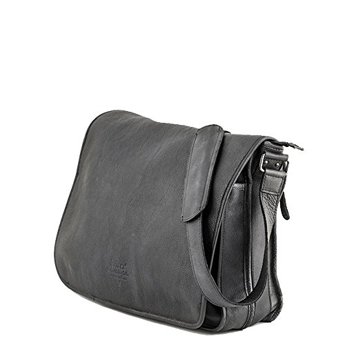 Avx Bag Avirex 179 tgf Messenger Black bk Tigerfly qUqnt5