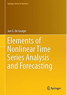 Nonlinear time series analysis holger kantz thomas schreiber elements of nonlinear time series analysis and forecasting springer series in statistics fandeluxe Choice Image